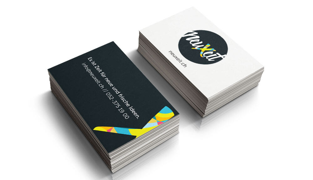 Neuxeit Business Card
