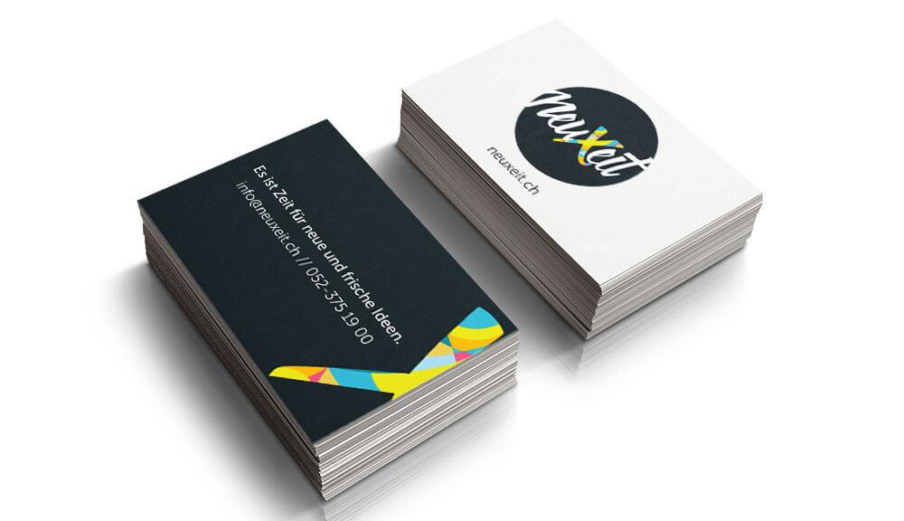 Neuxeit Business Card